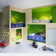 A Bedroom For 4 Kids