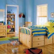 Summer Style Kids Bedroom