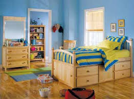 Summer Style Kids Bedroom