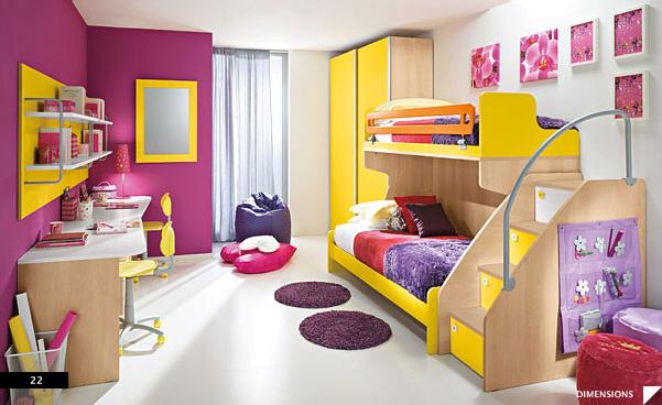 Bright And Perfect Princess Room